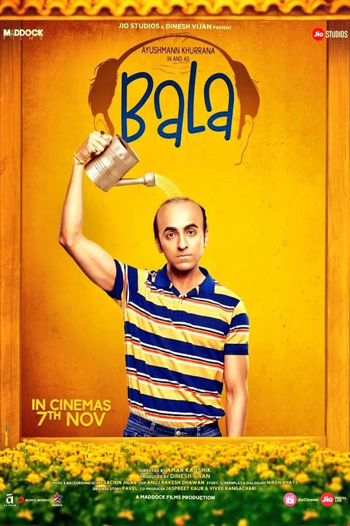 Download Bala 2019 Hindi Movie
