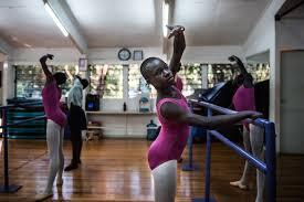 Striking Photos Of The Ballet Program Bringing Strength To One Of     The Huffington Post Fredrik Lerneryd