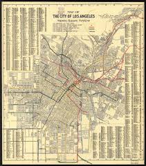 Zip Code Map Of Los Angeles by Map Of Los Angeles You Can See A Map Of Many Places On The List