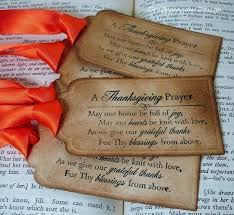 what is thanksgiving prayer thanksgiving prayer gift tags holiday gift labels grateful