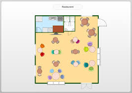 stunning 70 3d restaurant floor plan design decoration of