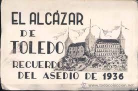 Recuerdo del asedio de 1936