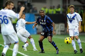 Brescia Inter Milan vidéo though 1-1