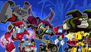 Transformers Animated - Episodul 2