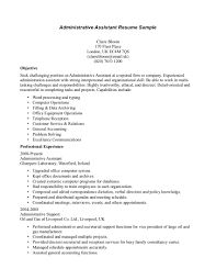 Example Of Office Assistant Resume  resume example office       legal assistant resume happytom co