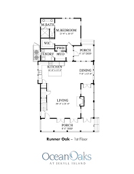 ocean oaks site plan and pricing