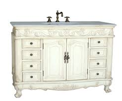 Cottage Style Bathroom Vanity Find Cottage Style Bathroom Vanity - 48 bathroom vanity antique white