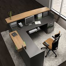 Office Furniture For Reception Area by Global Total Office Zira Series Reception Desk Http Www