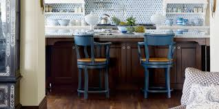 Blue Pendant Lights by Blue Exotic Kitchen House Beautiful Pinterest Favorite Pins July