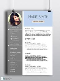Resumes Formats Download Blank Cv Template