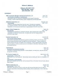 Fast Food Resume Samples by Ma Resume Examples