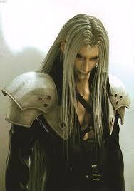 MBTI enneagram type of Sephiroth