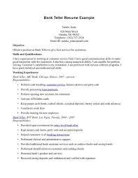 Secretary Job Description For Resume by Teller Job Description Photo Description Example Bank Teller