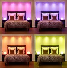 Mood Lighting Bedroom by How To Optimize Your Home Lighting Design Based On Color Temperature