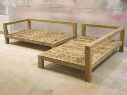 Build Your Own Sectional Sofa by How To Build Your Own Sectional Patio Furniture How To Make