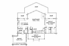 a frame house plans kodiak 30 697 associated designs a frame house plan kodiak 30 697 1st floor plan