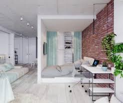 Super Tiny Apartments Under  Square Meters Includes Floor Plans - Interior design studio apartments