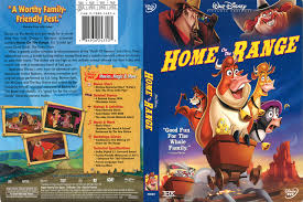 Home On The Range by Home On The Range 2004 R1 Dvd Cover