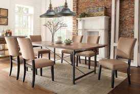 Metal Dining Room Chair Dining Room Chairs To Complete Your Dining Table U2013 Metal Dining