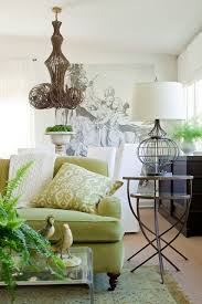 Green Sofa Living Room Ideas 141 Best Decorating With Green Images On Pinterest Home Live