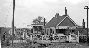 Barnwell railway station