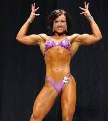 Sara Butler Flexing - Sara-Butler