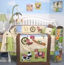 Gender Neutral Nursery Bedding Sets by Amazon Com Boutique Baby Boy Farmland Ranch Baby Crib Nursery