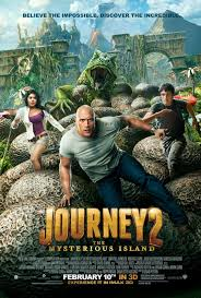 Journey 2: The Mysterious Island (2012) & Trailer