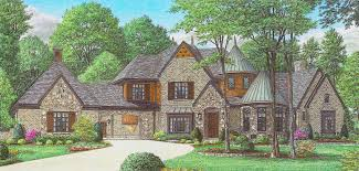 French Style Floor Plans Plan 36353tx 2 Story Ceilings Abound Best 25 European House Plans