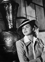 Ingrid Bergman in Casablanca, 1942