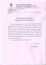 Coursework phd ugc Jiwaji University  Gwalior