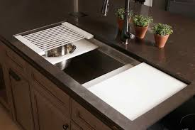 IDEAL WORKSTATION  IWS - Shallow kitchen sinks