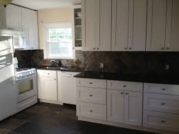 Kitchen Cabinets White Shaker My Dream Kitchen Is Completed Aspen White Shaker Cabinets Black