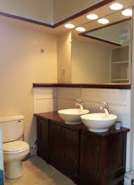 bathroom bathroom mirror light fixtures washroom lights ceiling