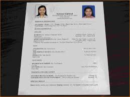 Career Gap In Resume 8 How To Write A Cv With No Job Experience Basic Job Appication