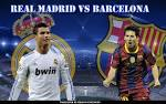 22nd March: BARCELONA VS REAL MADRID, The biggest encounter of.