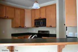 livelovediy kitchen cabinet chalk paint makeover chalk paint