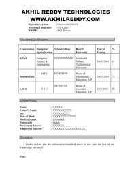 Sample Resume Of Manual Tester by Qspiders Manual Testing Resumegreat Job Resumes Great Job