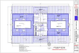Barn Floor Plans With Loft The Carolina 01