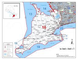 Hamilton Canada Map Fisheries Management Zone 16 Fmz 16 Ontario Ca