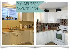 Kitchen No Backsplash Diy
