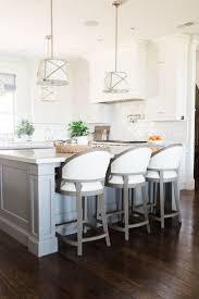Bar Stool For Kitchen Island Best 25 Grey Bar Stools Ideas On Pinterest White Kitchen Island