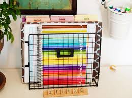 Decorating A Home Office 10 Home Office Hacks To Get You Organized Now Hgtv