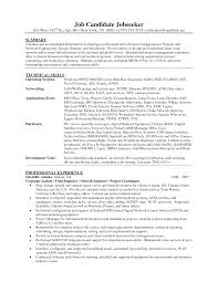 Best Java Developer Resume by Download Broadcast Engineer Sample Resume Haadyaooverbayresort Com