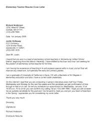 Examples Of Cover Letters For Teachers  sample cover letters for     Cover Letters