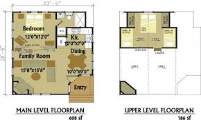 Log Cabin With Loft Floor Plans Simple House Floor Plans Small Cabin With Loft Log
