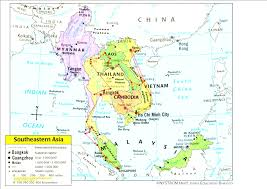 India Map Quiz by Asia Southeast Political Map Quiz In South East Asian Map