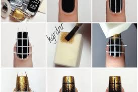 13 fabulous sponge nail art designs for 2014 pretty designs