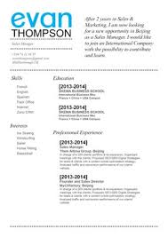 Resume Format For College Students  high school student cover