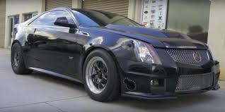 Fastest Muscle Car - fastest cadillac cts v 8 96 162 mph muscle cars zone